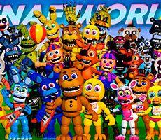 FNAF World full game