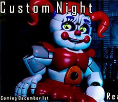 FNAF Sister Location Baby